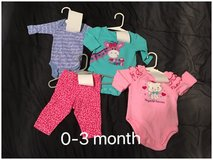 Girls 0-3 mo clothes in Hopkinsville, Kentucky