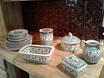 polish pottery in Watertown, New York