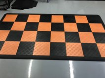 Harley Davidson Motorcycle Mat in Fort Campbell, Kentucky