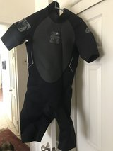 Wetsuit in 29 Palms, California