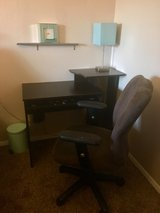 desk w/office chair in Las Cruces, New Mexico