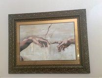 custom frame w/double matting in Las Cruces, New Mexico