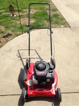 lawnmower in Fort Campbell, Kentucky