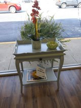 Gray Accent Table in Cincinnati, Ohio