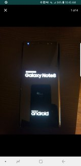 Samsung Note 8 ATT in Fort Lewis, Washington
