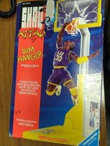 Shaquile O'neal Rim Hanger in Naperville, Illinois