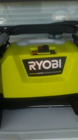 ryobi 1600psi pressure washer in Lawton, Oklahoma