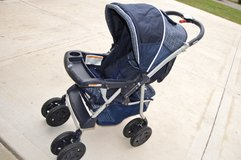 Graco Baby Stroller with car Seat in St. Charles, Illinois