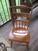3 L. Hitchcock chairs, Vintage Farmers chairs in Fort Sam Houston, Texas