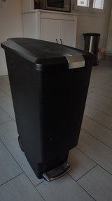 Kitchen Trash Can in Vicenza, Italy
