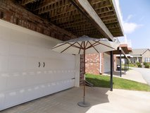 Patio Umbrella & Stand in Fort Campbell, Kentucky