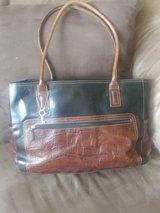 Fossil purse in Fort Campbell, Kentucky