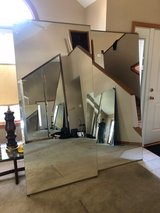 Mirrored Sliding Closet Doors -reduced in Westmont, Illinois