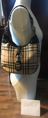 Authentic Burberry Hobo handbag in Camp Pendleton, California