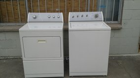 Washer and Gas Dryer set in Pasadena, Texas