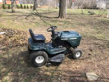 """Craftsman 6 speed 42"""" cut lawn tractor in Naperville, Illinois"""