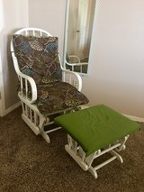 rocking chair & rocking ottoman in Las Cruces, New Mexico