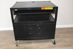 Cabinet Projector Cart with Electrical Unit (Bretford) in Tomball, Texas