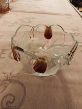 Glass Tulip Dish in Ramstein, Germany