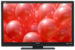 Sharp LC-46LE540U 46-Inch LED-lit 1080p 120Hz Internet TV in Travis AFB, California