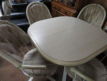 KITCHEN TABLE with 6 Chairs PRICED TO SELL!! in Tinley Park, Illinois