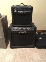 crate 65GLX 3 channel amp in Bolingbrook, Illinois