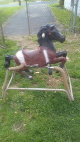 Kids Rocking Horse in Fort Knox, Kentucky