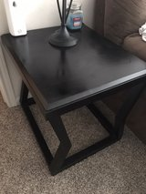 glass coffee table and 2 end tables in Fort Sam Houston, Texas