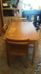 4' dining table in Fort Carson, Colorado