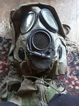 GAS MASK Chemical biological mask m6a2 in Camp Lejeune, North Carolina
