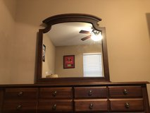 Dresser, solid wood in Fort Leonard Wood, Missouri