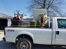 Get rid of your scrap items for free in Fort Leonard Wood, Missouri