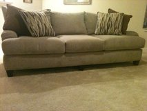 Sofa with 4 pillows in Bellaire, Texas