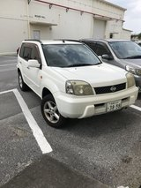2000 Nissan X-Trail Available Nov 18 in Okinawa, Japan