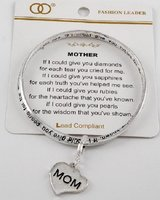 Mother Message Bangle Bracelet, New in Dickson, Tennessee