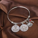 40th Birthday Charm Gift Bracelet, New in Dickson, Tennessee