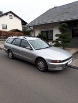 Mitsubishi Galant automatic A/C New Inspection certificate in Baumholder, GE