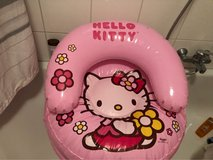 HALLO KITTY swimming chair) in Ramstein, Germany
