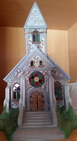 Church Partylite candle holder in Ramstein, Germany