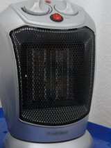 220V Non Oscillating Fan/Heater in Ramstein, Germany