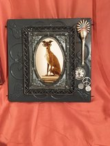 Steampunk dog picture in Oswego, Illinois