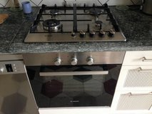 New Bosch electric oven / gas cooktop in Stuttgart, GE