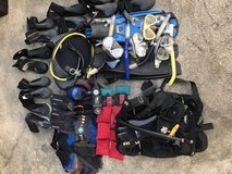 Dive gear and snorkal gear in Okinawa, Japan