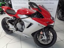 MV AGUSTA MILITARY SALES EXCLUSIVE in Ramstein, Germany