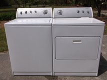 "WHIRLPOOL "" Ultimate Care II ""  WASHER & DRYER in Cherry Point, North Carolina"