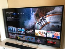 """Sony Bravia smart TV 60"""" Dual voltage in Ramstein, Germany"""