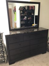 dresser with mirror in Oswego, Illinois