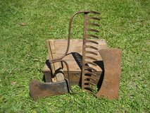 2 Axes & 1 Heavy Duty Garden Rake in Leesville, Louisiana