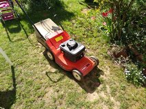 Toro Gas Lawn mower with bag in Ramstein, Germany