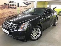 2014 Cadillac CTS **All Wheel Drive** in Ramstein, Germany